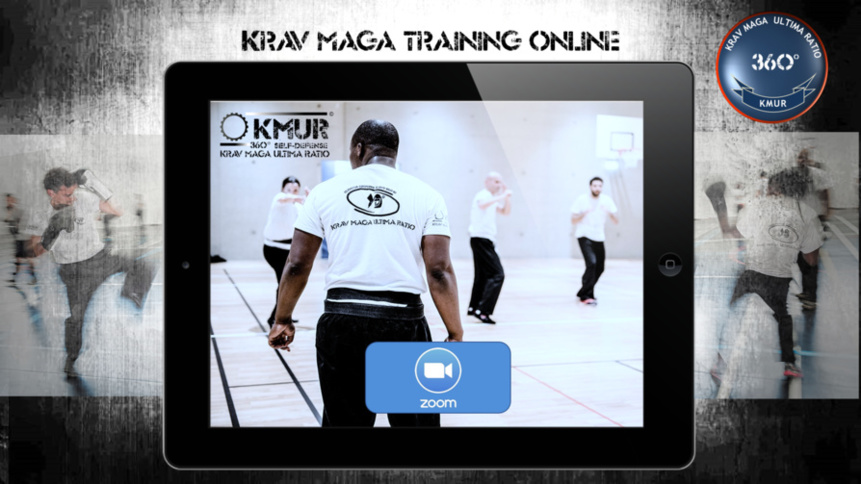 KRAV MAGA PREP HOME  LOCKED IN ONLINE