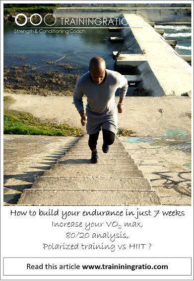 Top tips to develop the quality of endurance in a minimum of time and more … Aerobic capacity
