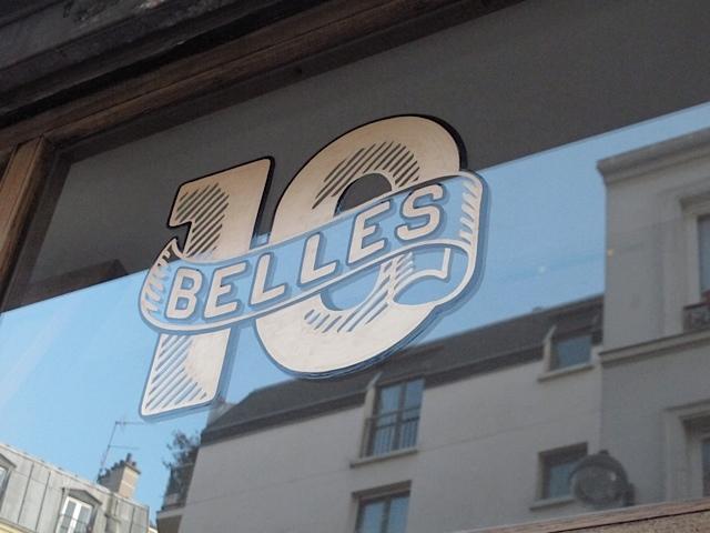 Café Ten Belles Paris