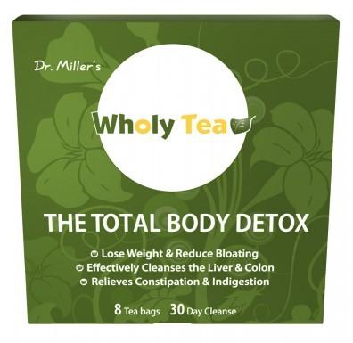 Dr Miller's whloy tea